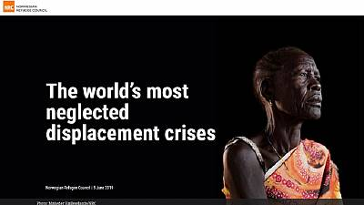 Africa tops 'world's most neglected displacement crisis': Cameroon, DRC, Ethiopia etc.