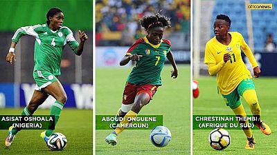 Mondial féminin 2019 : les stars africaines à suivre