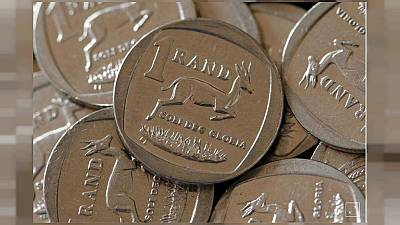 South African rand falls to its lowest in 2019