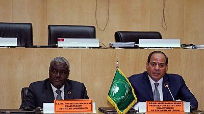 African Union suspends Sudan, demands civilian govt