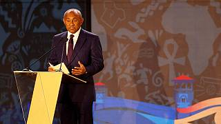 CAF president Ahmad Ahmad questioned by French authorities: FIFA