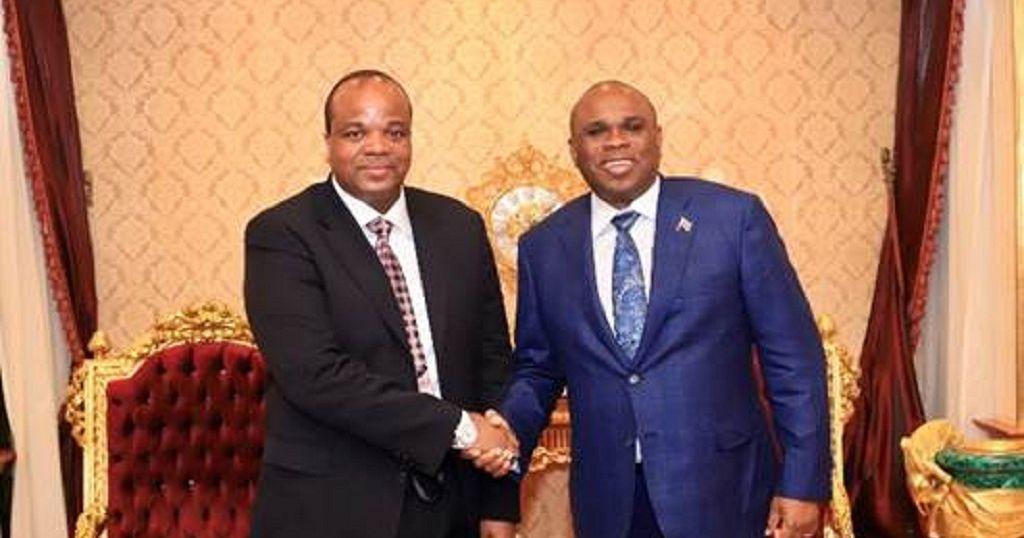 Afreximbank visits eSwatini, signs $140m credit facility
