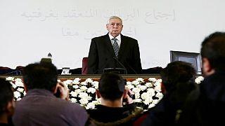 Election : le président algérien appelle la classe politique au dialogue