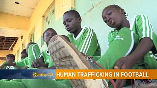 Human trafficking in football [Sports segment]