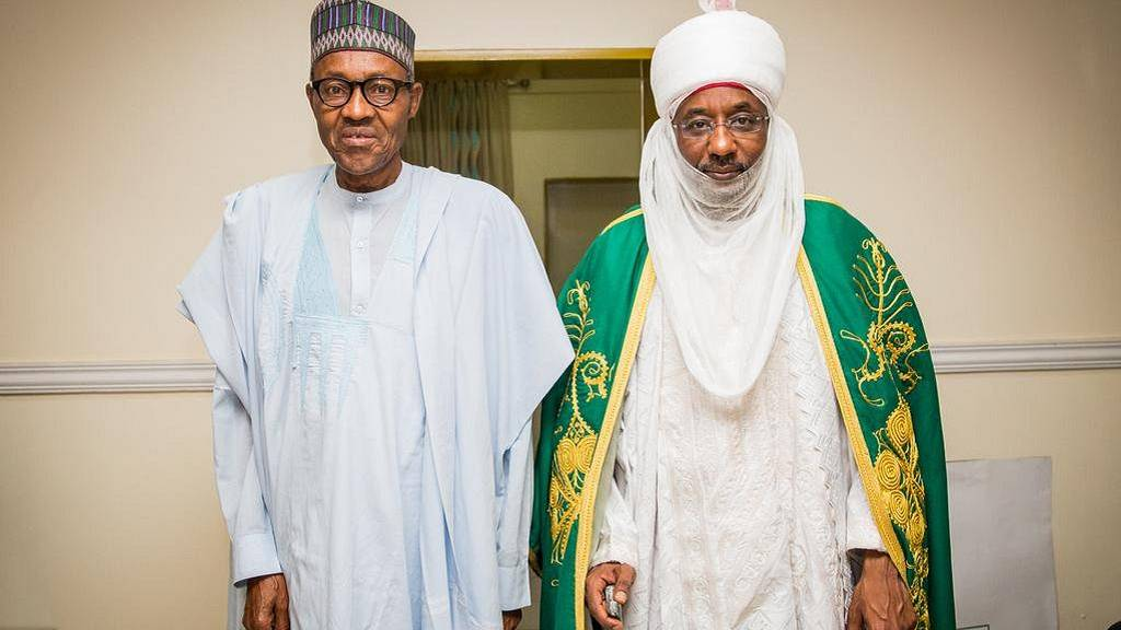 [Africa ]  Game of Thrones: Buhari intervenes in Kano governor - Emir feud