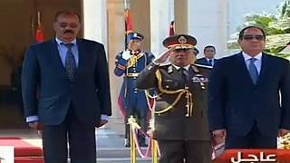 Eritrea president in Egypt for official visit, Sudan likely to feature
