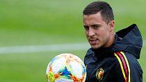 "Transfert : le Real recrute Hazard, Zidane tient son ""galactique"""