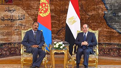 Sudanese must be resolute, fend off meddlers - Eritrea, Egypt presidents