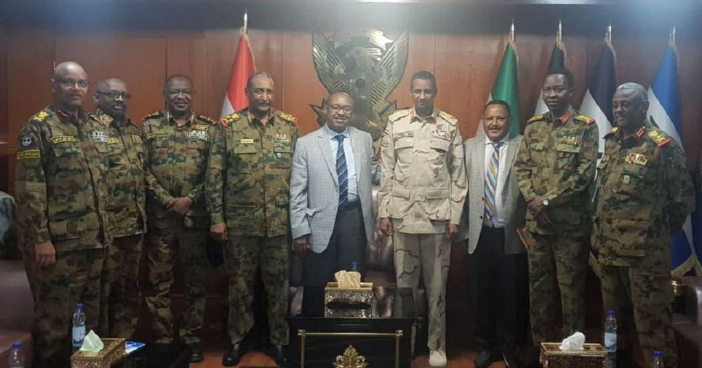 Ethiopian diplomacy secures return to transition talks in Sudan