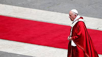 Pope calls on Christians to pray for Sudan