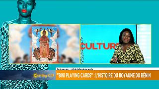 """Bini Playing Cards"" : des cartes en hommage au royaume du Bénin [This Is Culture, TMC]"