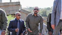 Ethiopia PM in Tigray region, moves to preserve portions of Axum obelisk