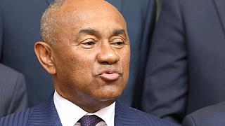 African football boss' woes