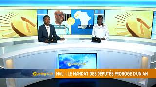 Mali govt extends MPs mandate for one year [Morning Call]