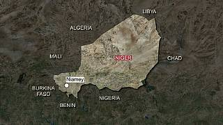 Niger roadside bomb impacts US military vehicle