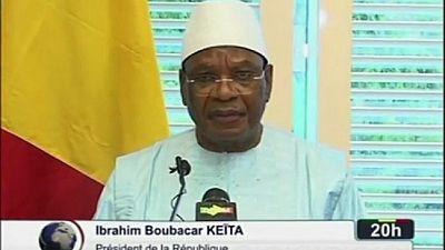 Mali President condemns ethnic killings