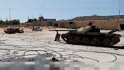 Video: Enforce Libya arms embargo- UN chief