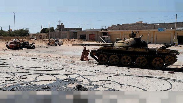 Libye : l'embargo sur les armes confirmé par l'ONU