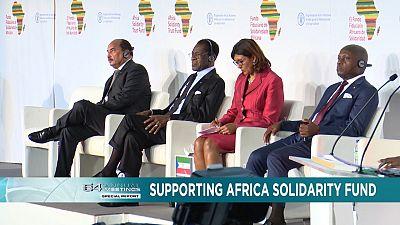 Les dirigeants africains appellent à soutenir le Fonds de solidarité africaine