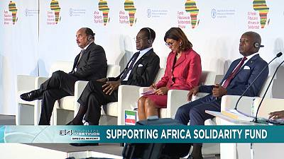 African leaders call for adequate support of the Africa Solidarity Trust Fund