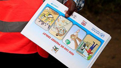 Kenya case not Ebola-related, WHO chief visits DRC, Uganda