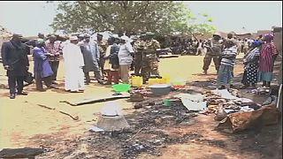 Mali : le premier ministre visite les lieux du massacre