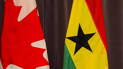 Ghana rescues kidnapped Canadian duo