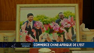 East Africa-China trade negotiations