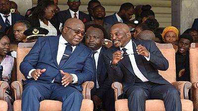 """RDC : Tshisekedi et Kabila accusés d'avoir """"assassiné"""" l'État de droit"""