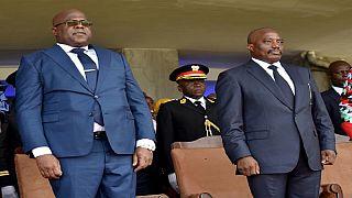 RDC: l'asymétrique combat entre deux alliés au pouvoir