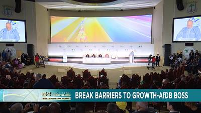 Break down trade barriers- AfDB chief