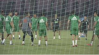 Algeria prepares ahead of AFCON, Egypt 2019