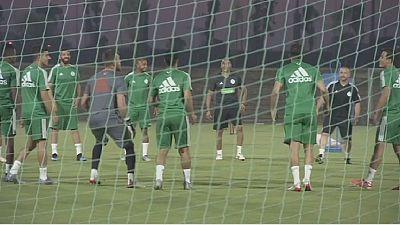 CAN Égypte 2019 : l'Algérie peaufine sa préparation