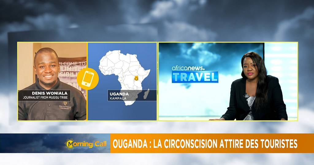 Ugandan Imbalu Circumcision Ceremony Attracts Tourists