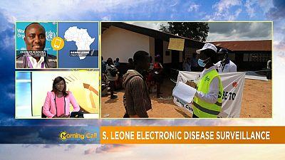 Sierra Leone electronic disease surveillance [Morning Call]