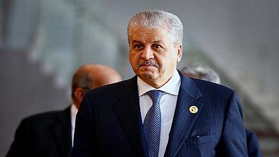 Algerian court jails former Prime Minister Abdelmalek Sellal