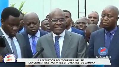 RDC-Invalidation de parlementaires : l'église protestante dénonce la décision
