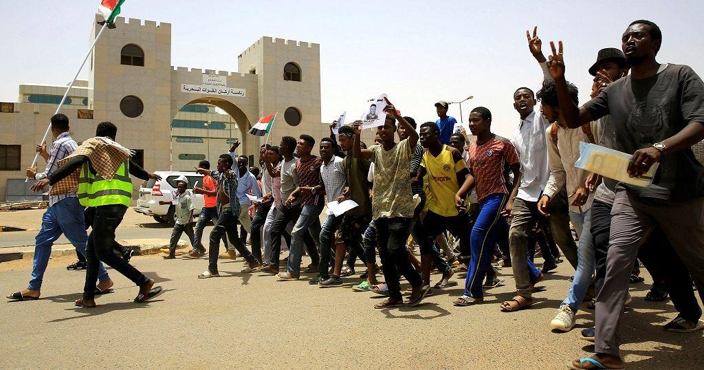 US, AU, Arab leaders seek diplomatic solution to Sudan's political crisis