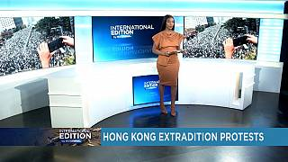 Hong Kong extradition protests [International Edition]