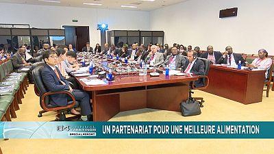 """La BAD et la Corée lancent l'initiative """"Nourrir l'Afrique"""""""