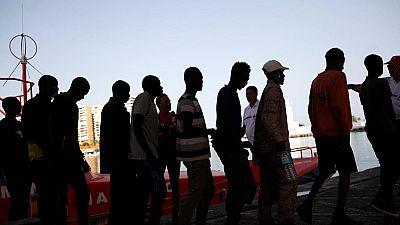 La Tunisie refuse le débarquement de 75 migrants depuis deux semaines