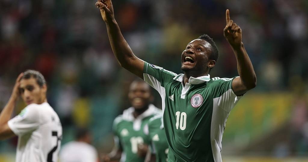 Nigeria has a 'good chance' to win AFCON 2019: Obi Mikel
