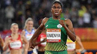 Invitée à courir le 800 mètres à Rabat, Caster Semenya décline l'offre