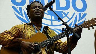 Ray Lema et Lokua Kanza, les retrouvailles à Kinshasa