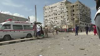 Explosion in Somalia capital kills eight