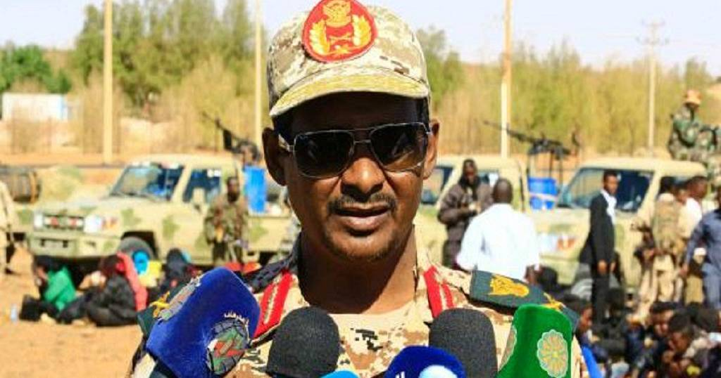 Soudan : un général promet la peine de mort aux auteurs de la dispersion du sit-in