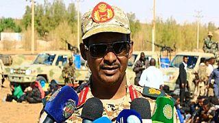 """Soudan : un général promet """"la pendaison"""" aux auteurs de la dispersion d'un sit-in"""