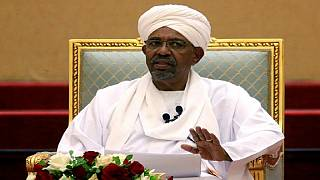 Sudan's Bashir appears before prosecutor