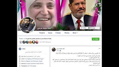 Ex-Egypt president Mohamed Mursi buried in Cairo