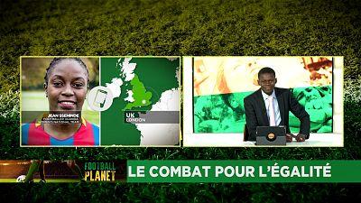 Égalité : le difficile combat des footballeuses africaines